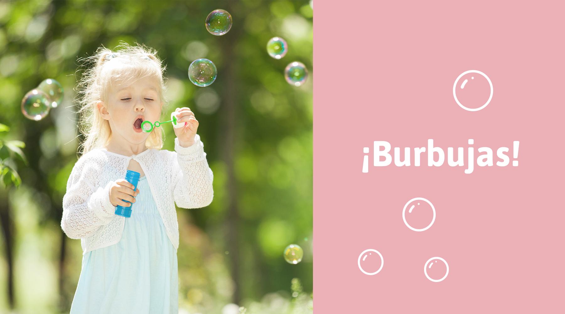 Para burbujas extra grandes: