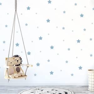 Adhesivos para pared: Estrellas
