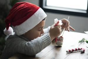 Taller de Navidad: Consejos para regalos de Navidad y decoraciones navideñas que tus niños puedes hacer