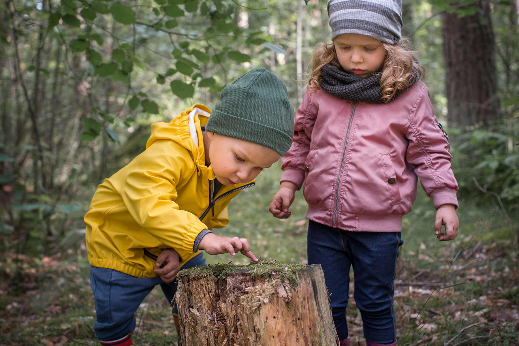 ¿Qué ropa de recambio necesitan los niños en la guardería?