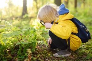 Las actividades de primavera que les encantan a los niños