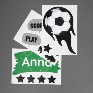 Adhesivos personalizables deporte
