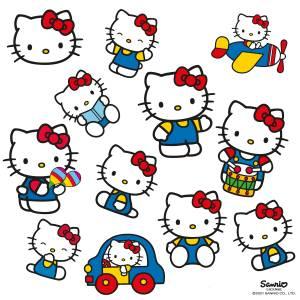 Reflectores de Hello Kitty
