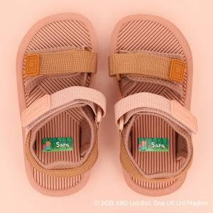 Etiquetas de Peppa Pig para el calzado
