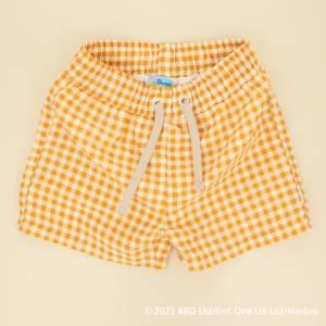 Etiquetas de Peppa Pig para la ropa de verano
